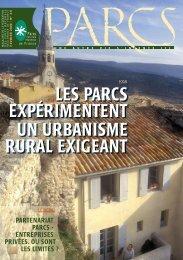 Parcs 60 BD.pdf - Fédération des parcs naturels régionaux de France