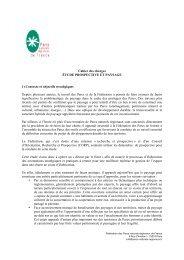 Cahier des charges ÉTUDE PROSPECTIVE ET PAYSAGE 1 ...