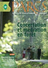 Revue Parcs n°55, p 1 à 12 - Fédération des Parcs Naturels ...