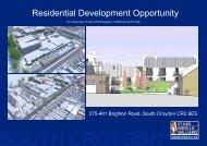 Residential Development Opportunity - Stiles Harold Williams