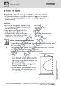 """Gestaltungstechnik Collage """"Blätter im Wind"""" - Seite 4"""