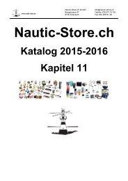 Nautic-Store.ch Bootszubehör Katalog Kapitel 11