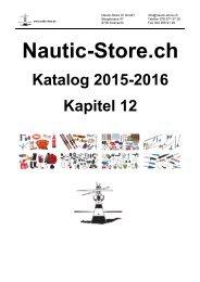 Nautic-Store.ch Bootszubehör Katalog Kapitel 12