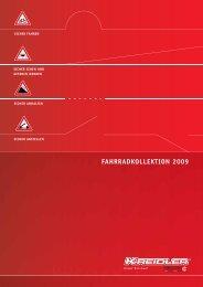 FAHRRADKOLLEKTION 2009