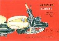 KREIDLER FLORETT