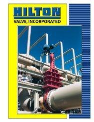Hilton knife gate valves - Bay Port Valve & Fitting