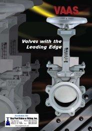 VAAS Knife Gate General Brochure.pdf - Bay Port Valve & Fitting