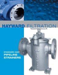 Hayward cast strainers.pdf - Bay Port Valve & Fitting