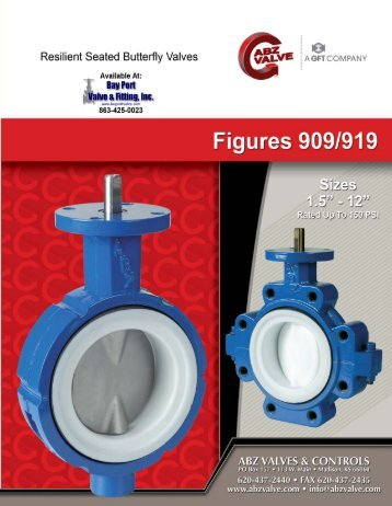 ProductCatalog 03 qxd - Bay Port Valve & Fitting