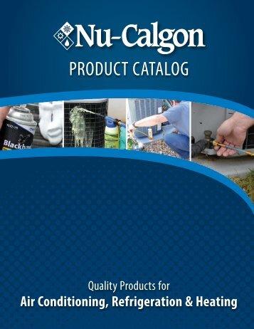 Air Conditioning, Refrigeration & Heating - Nu-Calgon