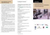 Checkliste zur Unterstützung bei der Gefährdungsbeurteilung von ...