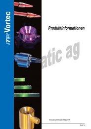 Produktinformationen - relstatic ag