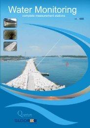 Water Monitoring - Gloor sensors