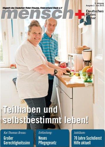 mensch + Deutsches Rotes Kreuz