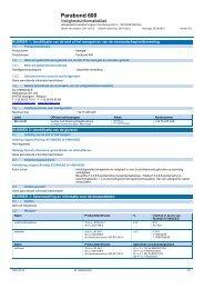 Parabond 600 - DL Chemicals