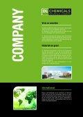 siliconen acrYlaten PU kittenPU schUimen - DL Chemicals - Page 3
