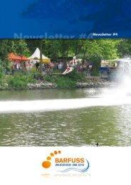 der Newsletter zum herunterladen - Barfuss Wasserski