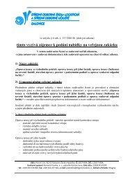 Výzva - Střední odborná škola logistická a střední odborné učiliště ...