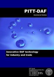Brochure DAF download - PITT GmbH