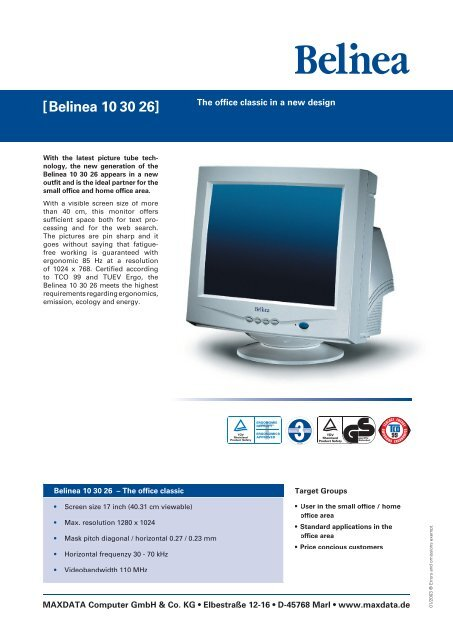 BELINEA 10 17 50 DRIVER DOWNLOAD