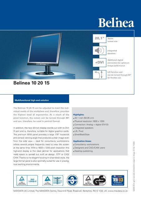 BELINEA 10 15 80 WINDOWS 7 DRIVER