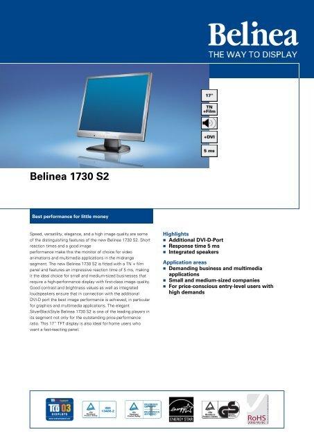 BELINEA 1730 S2 DRIVER