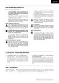 USER MANUAL LCDtMonitor Belinea 10 17 20 - ECT GmbH - Page 4