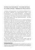 Der Körper in der Kommunikation Form, Inhalt und ... - Erpho Bell - Seite 2