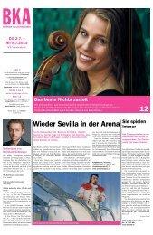 Berner Kulturagenda 2015 N° 27
