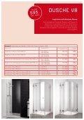 dusche v8 duschtassen flat a12 runddusche ju30 - Baduscho - Seite 2
