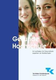 Literaturverzeichnis zum TK-Leitfaden