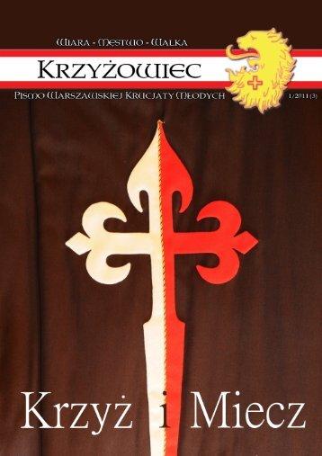 Pobierz [pdf] - Krucjata - Młodzi w Życiu Publicznym