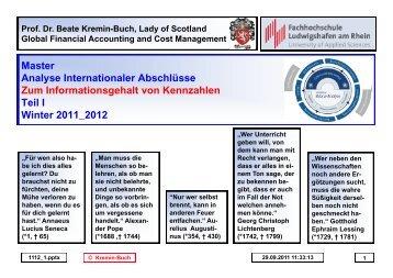 Master Analyse Internationaler Abschlüsse Zum Informationsgehalt ...