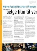 Suksess smitter - Finnmark fylkeskommune - Page 4