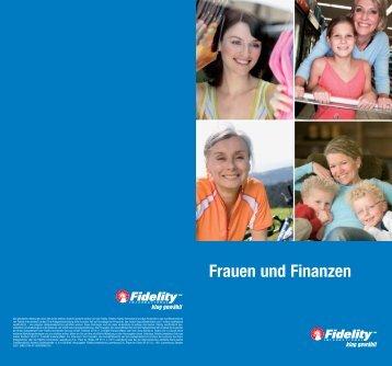 Frauen und Finanzen - PROfinance AG