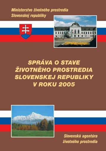 2005 Medzinárodná spolupráca