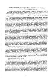 Dálková kontrola ochranných účinků stanic katodové ochrany