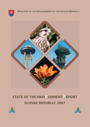 Slovak Republic 2007 - Enviroportál