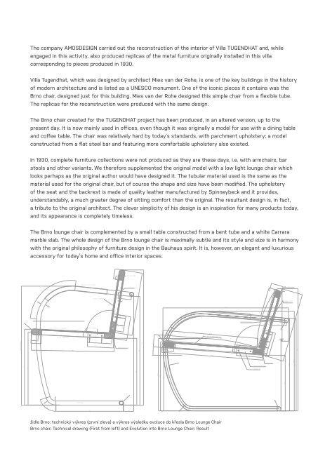 Mies Van Der Rohe Design Philosophy.Brno