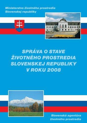 Rizikové faktory v ŽP - Enviroportal.sk