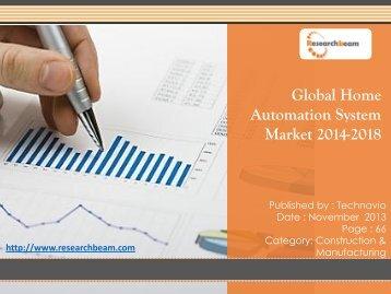 Automation System Market 2014-2018