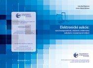 Elektronické aukcie: - Transparency International Slovensko