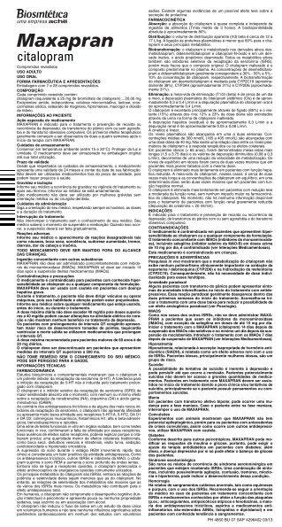 BU MAXAPRAN 20MG 4296402(ACHE)_BU Maxapran 20mg - Aché