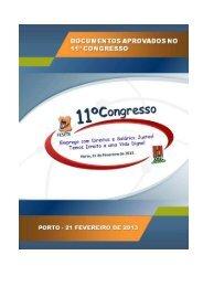 brochura de documentos - Fesete