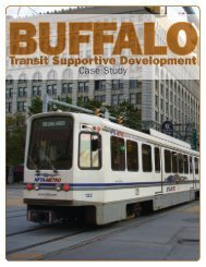 TSD Buffalo/Amherst Report - New York State Association of ...