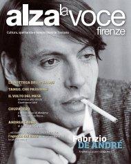 Fabrizio DE ANDRé - Alza la Voce
