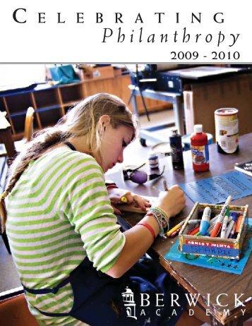 annual report - Berwick Academy