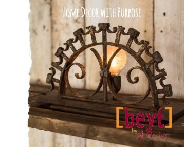 Beyt-Home Decor with Purpose