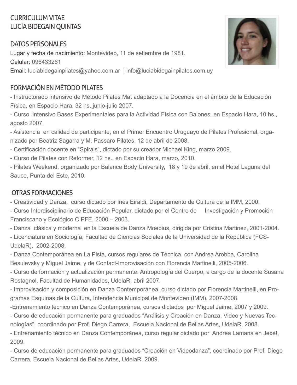 Bonito Formato Secuencial De Creador De Currículums Gratis Foto ...
