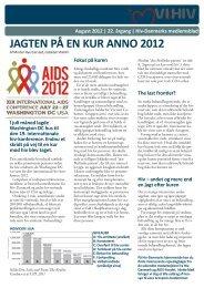 JAgten på en kur Anno 20 2 - Hiv-Danmark